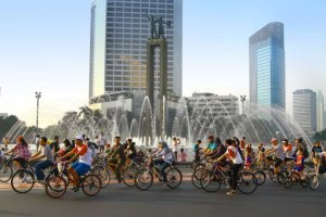 car free sundays jkt