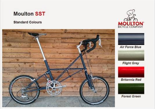 Moulton SST
