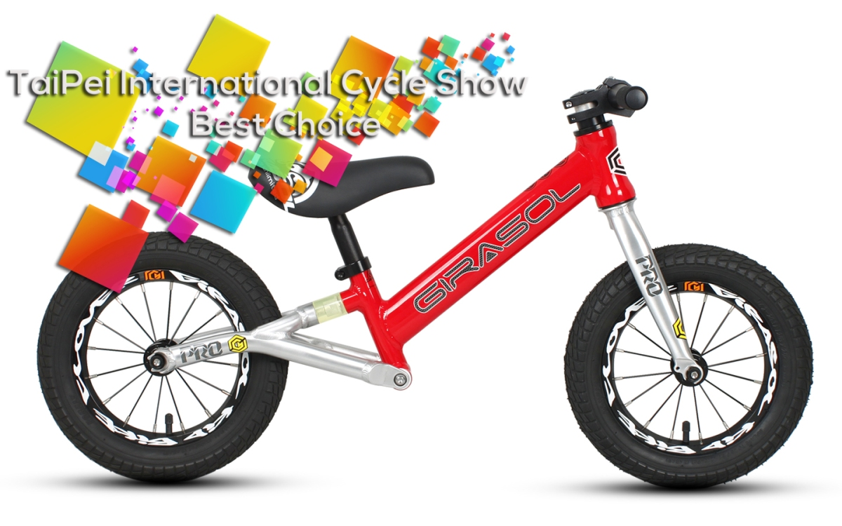 Girasol Pushbikes – kids NOW have the benefits of bicycle geometry and performance innovations on theirbike