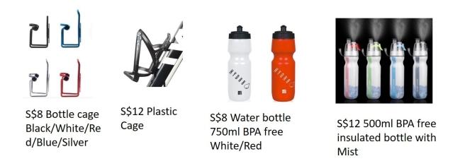 CB accessories0