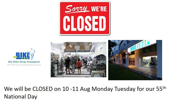 We Will Be Closed From 10 11 Aug We Will Resume Normal Operations