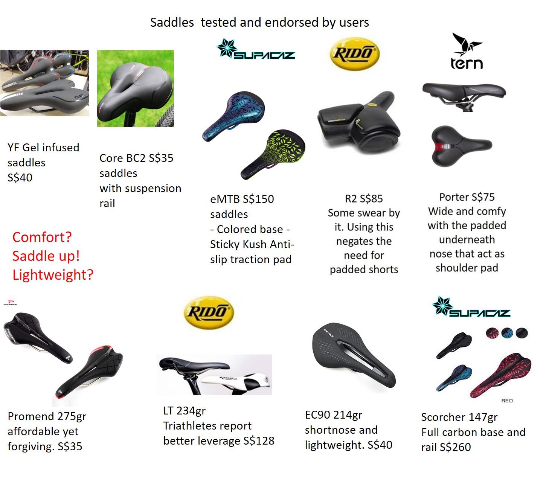 Accessories - saddle